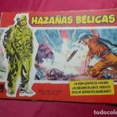 Tebeos: HAZAÑAS BELICAS. Nº 15 . SERIE ROJA. EDICIONES TORAY. Lote 151460422