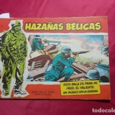 Tebeos: HAZAÑAS BELICAS. Nº 14 . SERIE ROJA. EDICIONES TORAY. Lote 151460538