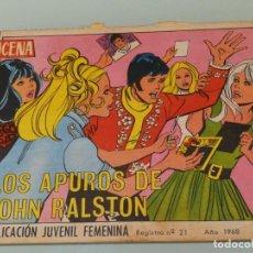 Tebeos: REVISTA JUVENIL FEMENINA. . Lote 151657010