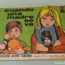 Tebeos: REVISTA JUVENIL FEMENINA. . Lote 151657138