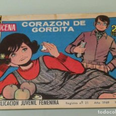 Tebeos: REVISTA JUVENIL FEMENINA. . Lote 151657354