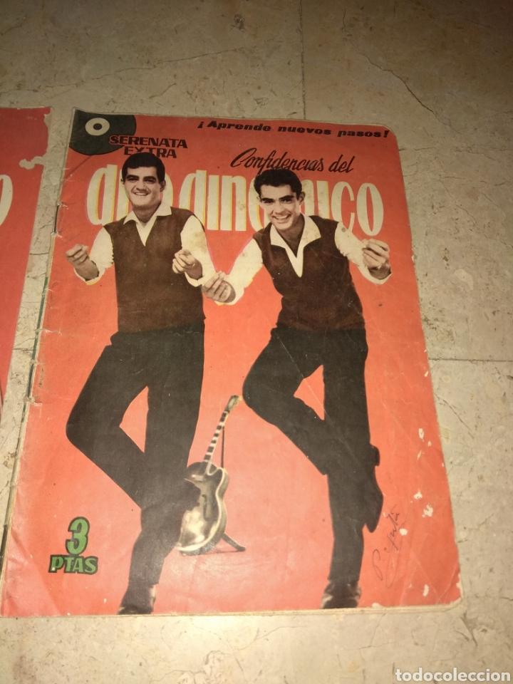 Tebeos: Lote 3 Ejemplares Serenata Extra - Confidencias del Duo Dinamico - Una con Marisol - - Foto 2 - 151854733