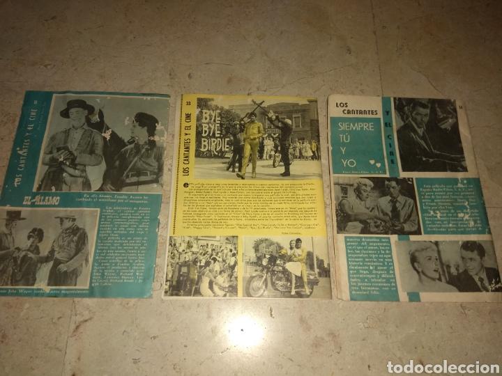 Tebeos: Lote 3 Ejemplares Serenata Extra - Confidencias del Duo Dinamico - Una con Marisol - - Foto 7 - 151854733