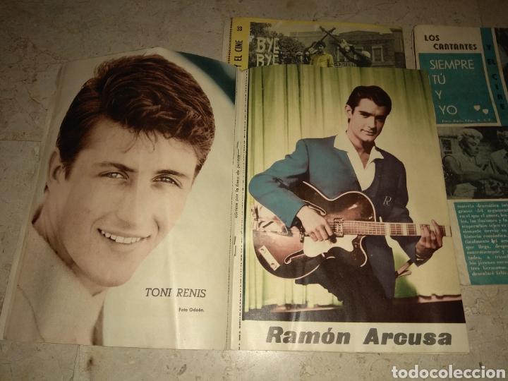 Tebeos: Lote 3 Ejemplares Serenata Extra - Confidencias del Duo Dinamico - Una con Marisol - - Foto 8 - 151854733