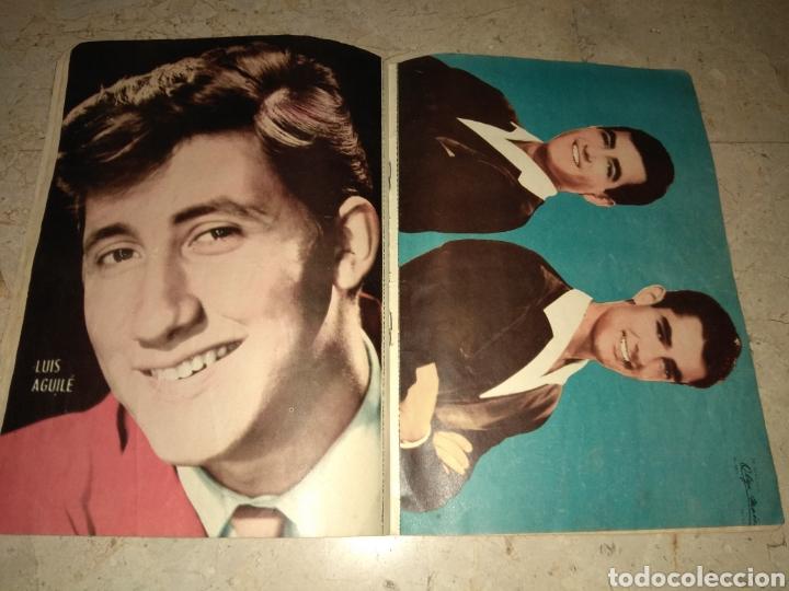 Tebeos: Lote 3 Ejemplares Serenata Extra - Confidencias del Duo Dinamico - Una con Marisol - - Foto 10 - 151854733
