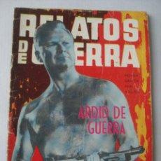 Tebeos: RELATOS DE GUERRA. ARDID DE GUERRA - MARÍA VICTORIA RODOREDA Y LUIS RAMOS (TORAY, Nº 39, 1964).).. Lote 151871254