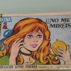Tebeos: REVISTA JUVENIL FEMENINA. . Lote 152050326