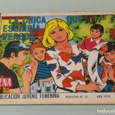 Tebeos: REVISTA JUVENIL FEMENINA. . Lote 152051586