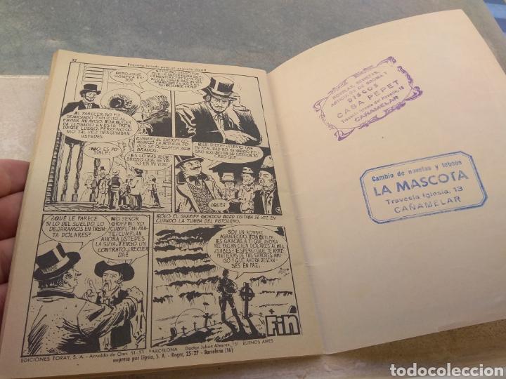 Tebeos: Hazañas del Oeste N°231- Ediciones Toray - - Foto 6 - 152315172