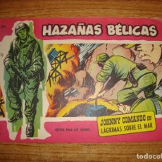 BDs: HAZAÑAS BELICAS ORIGINAL Nº 291. Lote 152507058