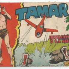 Tebeos: TAMAR EDICIONES TORAY Nº 53. Lote 152510134
