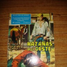 BDs: HAZAÑASS DEL OESTE Nº 4. Lote 152548370