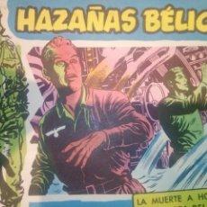 BDs: HAZAÑAS BÉLICAS 151. Lote 152565478