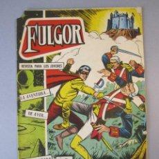 Tebeos: FULGOR (1961, TORAY) 12 · 7-VII-1961 · MISTERIO EN BATIGNOLS. Lote 152606278