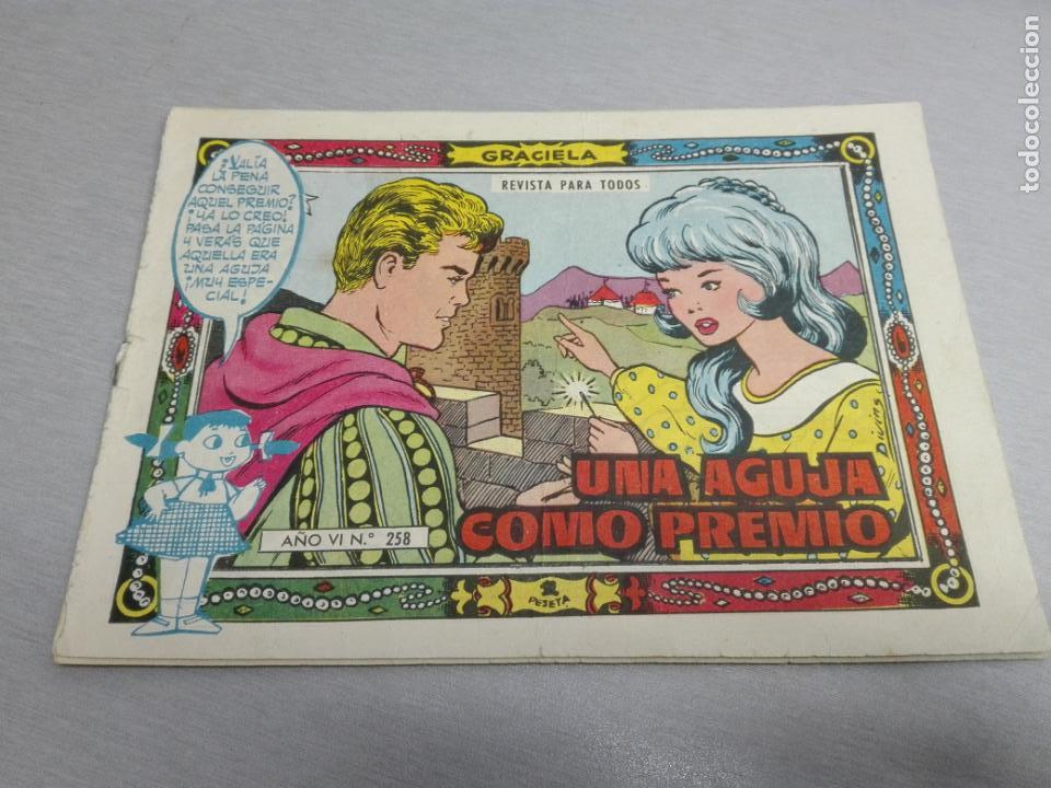Tebeos: GRACIELA / LOTE CON 18 NÚMEROS / TORAY 1956 - 196 - Foto 21 - 153129414