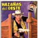 Tebeos: HAZAÑAS DEL OESTE Nº 24 (TORAY 1963). Lote 153480882