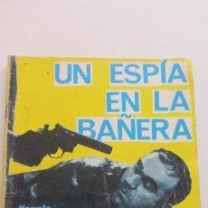 Tebeos: ESPIONAJE Nº 25 UN ESPIA EN LA BAÑERA - ED. TORAY CX07. Lote 153482134