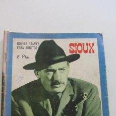 Tebeos: SIOUX Nº 79 DOBLE FILO TORAY 1968 CX07. Lote 153484118