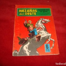 Tebeos: HAZAÑAS DEL OESTE Nº 217 EDITORIAL TORAY 1970. Lote 154028910