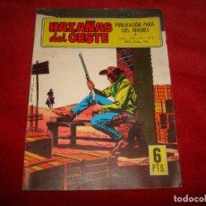 Tebeos: HAZAÑAS DEL OESTE Nº 218 EDITORIAL TORAY 1970. Lote 154029238