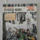 Tebeos: LA FLECHA NEGRA. LUCRECIA BORGIA. DINO BATTAGLIA. VALENCIANA. Lote 156527194