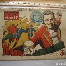 BDs: EL DIABLO DE LOS MARES - VOLUMEN XVI - LA TRAGEDIA DE LOS LANCASTER - TORAY. Lote 154494654