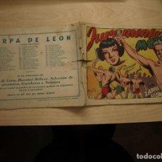 Tebeos: ZARPA DE LEON - NÚMERO 47 - ORIGINAL - TORAY. Lote 154546330