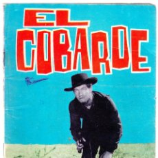 Tebeos: SIOUX Nº 58 - EL COBARDE - TRASERA TINA MARQUAND. Lote 154620250