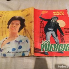 Livros de Banda Desenhada: SIOUX Nº 43 - LOS PODEROSOS - EDICIONES TORAY-1965. Lote 154885346
