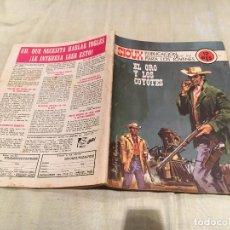 Tebeos: SIOUX Nº181 - EL ORO Y LOS COYOTES - EDICIONES TORAY-1971. Lote 154890326