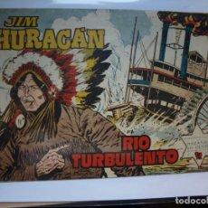Tebeos: JIM HURACAN - NÚMERO 34 - ORIGINAL - TORAY. Lote 155017442