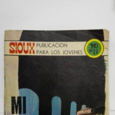 Tebeos: SIOUX, Nº 178, MI COLT, EDICIONES TORAY, 1971. Lote 155373358