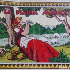 Tebeos: REVISTA JUVENIL FEMENINA AZUCENA NÚM. 77- LA FLAUTA MÁGICA. Lote 155423598