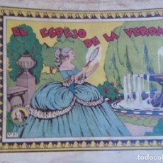 Tebeos: REVISTA JUVENIL FEMENINA AZUCENA NÚM. 91- EL ESPEJO DE LA VERDAD. Lote 155423814