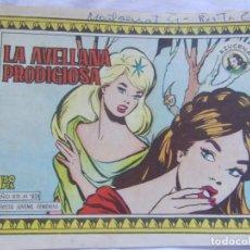 Tebeos: REVISTA JUVENIL FEMENINA AZUCENA NÚM. 838- LA AVELLANA PRODIGIOSA. Lote 155426150