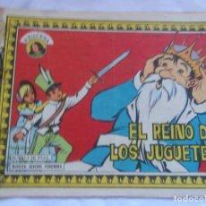 Tebeos: REVISTA JUVENIL FEMENINA AZUCENA NÚM. 887- EL REINO DE LOS JUGUETES. Lote 155426314