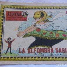 Tebeos: REVISTA JUVENIL FEMENINA AZUCENA NÚM. 940 - LA ALFOMBRA SABIA. Lote 155426398