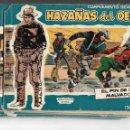 Tebeos: HAZAÑAS DEL OESTE, SERIE AZUL, AÑO 1959 COLECCIÓN COMPLETA SON 20. TEBEOS SON ORIGINALES.. Lote 155506246