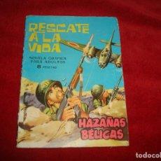 Tebeos: HAZAÑAS BELICAS 95 EDITORIAL TORAY 1965. Lote 155685374