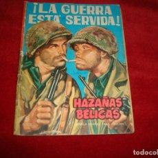Tebeos: HAZAÑAS BELICAS 59 EDITORIAL TORAY 1963. Lote 155685734