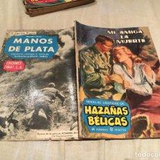 Tebeos: HAZAÑAS BÉLICAS. Nº8 MI AMIGA LA MUERTE - TORAY. Lote 155685926
