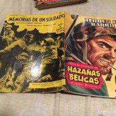 Tebeos: HAZAÑAS BELICAS - Nº 20 - HEROES DE BARRO - TORAY. Lote 155686362