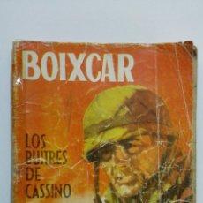 Tebeos: BOIXCAR, LOS BUITRES DE CASSINO, EDICIONES TORAY. Lote 155723118