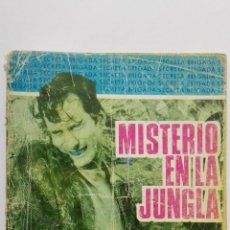 Tebeos: BRIGADA SECRETA Nº 164, MISTERIO EN LA JUNGLA. Lote 155724858