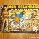 Tebeos: DICK RELÁMPAGO : EL REY DE LA PRADERA. Nº 2 : SALDANDO CUENTAS. Lote 155757122