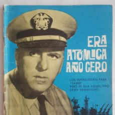 Tebeos: NOVELA SERIE ESPIONAJE / ERA ATÓMICA AÑO CERO / M.V.RODOREDA / EDITORIAL TORAY Nº 3 1965. Lote 156396034