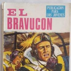 Tebeos: NOVELA BELICA / EL BRAVUCON / BOIXCAR / EDICIONES TORAY Nº 65 1968. Lote 156405938