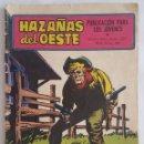 Tebeos: NOVELA OESTE / HAZAÑAS DEL OESTE Nº 227 / EDICIONES TORAY 1970. Lote 156417858