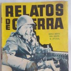 Tebeos: NOVELA BELICA / RELATOS DE GUERRA / LOS QUE NO LUCHAN / EDICIONES TORAY Nº 118 1967. Lote 156464662