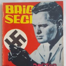 Tebeos: NOVELA POLICIACA / BRIGADA SECRETA / DOCTOR MUERTE / EDICIONES TORAY Nº 93 1965. Lote 156534606